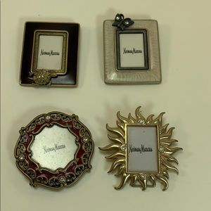 4 Miniature Jay Armstrong frame for Neiman Marcus